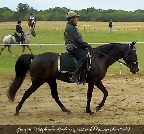 2010-jennifer-klitzke-gift-of-freedom-first-gaited-dressage-show