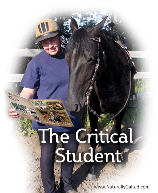 the critical student