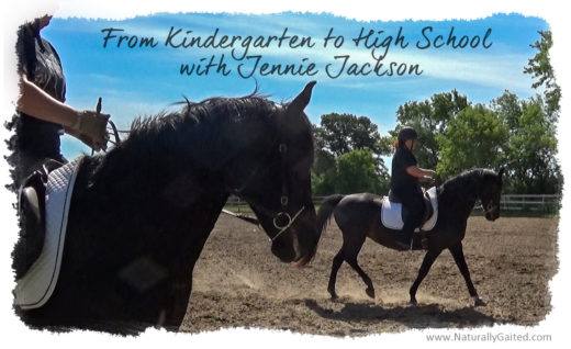 From Kindergarten to High School with Jennie Jackson