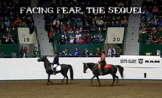 Facing Fear, The Sequel