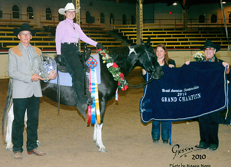 2010 National Grand Champion