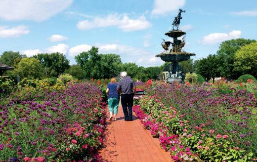 Munsinger gardens 2014